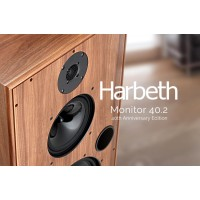 Harbeth Monitor 40.2 40th Anniversary