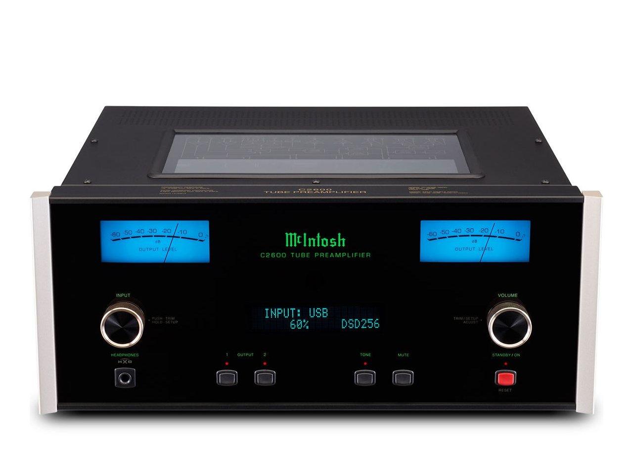 McIntosh C2600 Röhrenvorverstärker