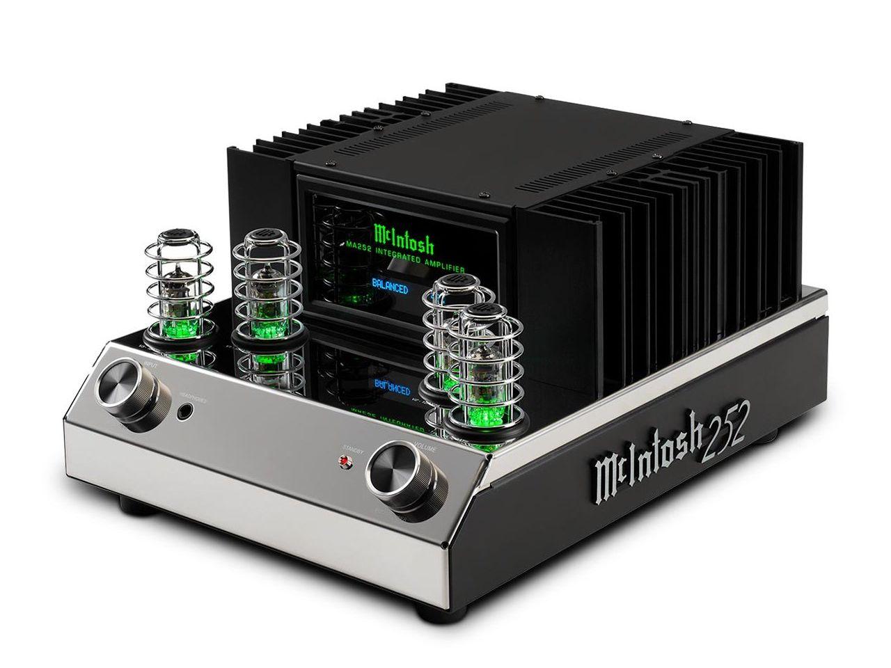 McIntosh Hybrid-Vollverstärker MA252 AC