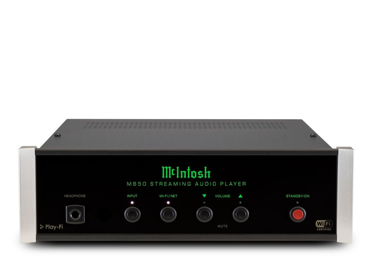 McIntosh Streaming-Audio-Player MB50