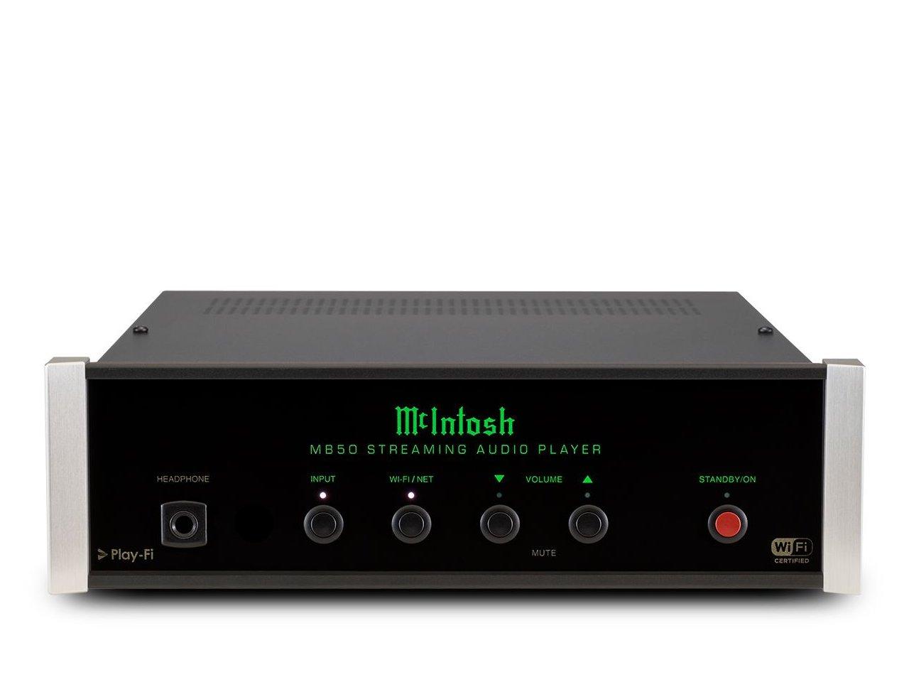 McIntosh Streaming-Audio-Player MB50